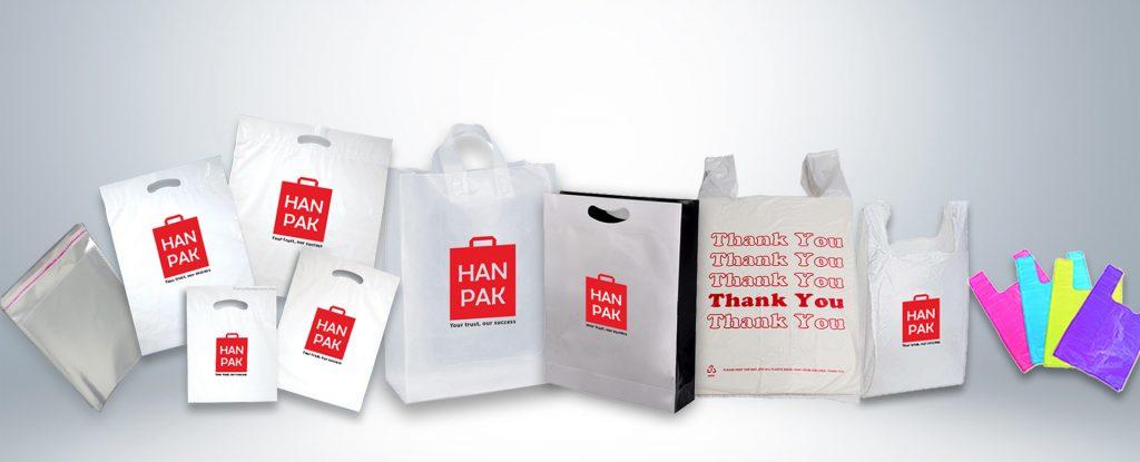 plastic bag suppliers-Hanpak