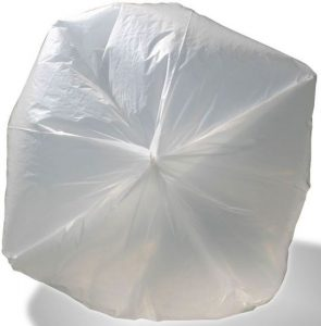 HDPE star-seal bags on roll from Hanpak