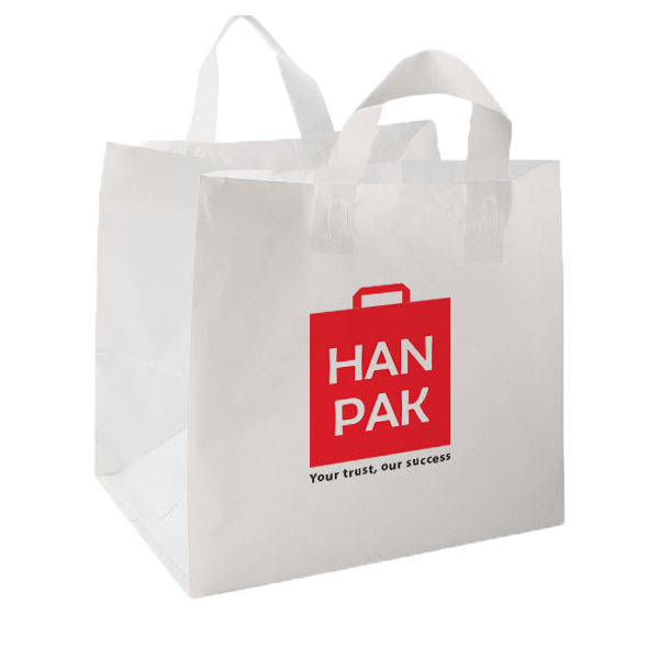 The Applicability of Soft Loop Handle Bag