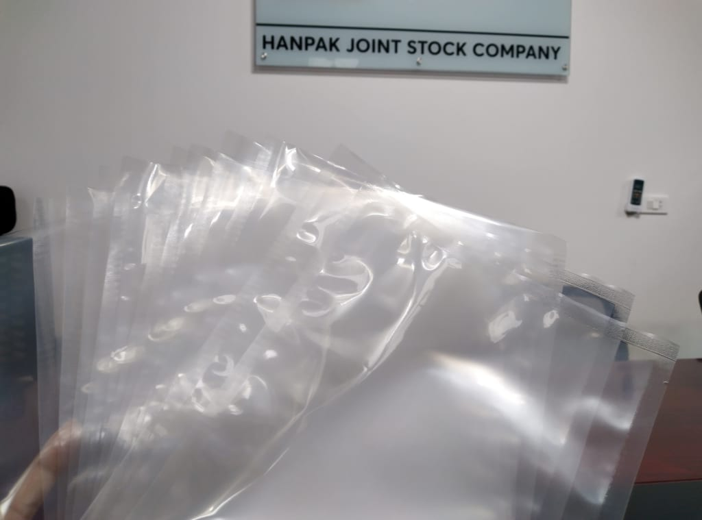 Heat Seal Poly Bags