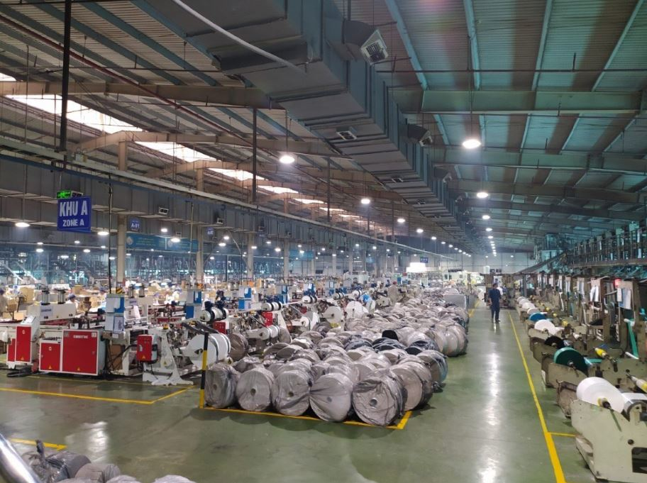 Hanpak Factory